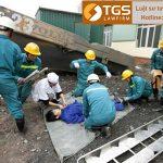 Điều kiện được hưởng trợ cấp tai nạn lao động