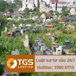 Xử lý đối với nghĩa trang ô nhiễm môi trường
