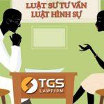 Luật sư tư vấn pháp luật hình sự tại Công ty Luật TGS LawFirm