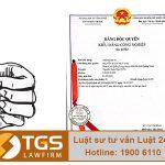 Đúng đắn khi lựa chọn Hãng Luật TGS làm đại diện đăng ký bảo hộ Kiểu dáng công nghiệp cho Thép định vị bóng Span