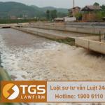 Cơ quan, tổ chức có quyền thu phí bảo vệ môi trường đối với nước thải