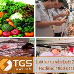 Xử lý đối với vi phạm vệ sinh an toàn thực phẩm