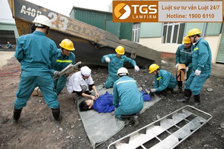 Điều kiện để được hưởng trợ cấp tai nạn lao động