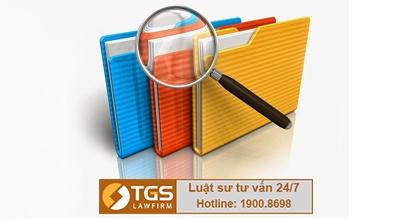 Tổng hợp biểu mẫu -TGS Law