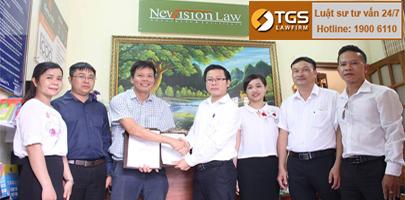 Ký kết hợp tác giữa Tạp chí điện tử MT và ĐT Việt Nam và Hãng Luật TGS