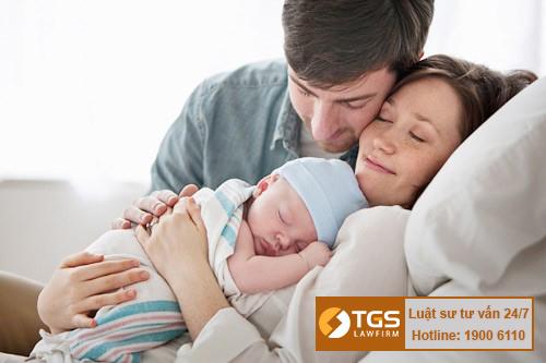 Vợ mang thai hộ, chồng có được hưởng chế độ thai sản?