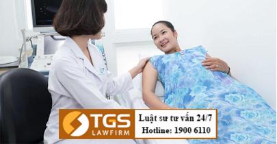 Chế độ thai sản đối với hợp đồng xác định thời hạn