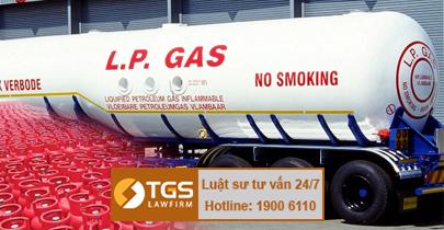 Hồ sơ đề nghị cấp giấy chứng nhận đủ điều kiện xuất, nhập khẩu khí hóa lỏng LPG/LNG/CNG