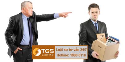Sa thải người lao động đúng quy định pháp luật