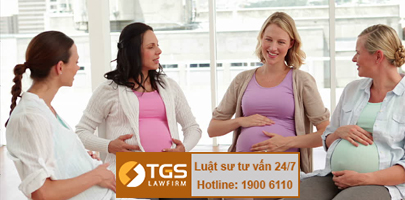 Thủ tục hưởng chế độ thai sản đối với lao động nữ mang thai hộ khi sinh con