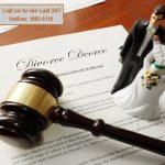 Mẫu đơn ly hôn thuận tình tại TGS LAW FIRM