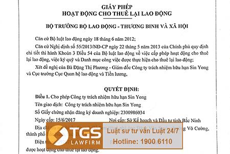 hang-luat-tgs-thanh-cong-xin-cap-giay-phep-hoat-dong-cho-thue-lai-lao-dong