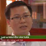 Luật sư Nguyễn Văn Tuấn (Hãng Luật TGS LawFirm) trả lời kênh Truyền hình QPVN về quyền lợi người tiêu dùng