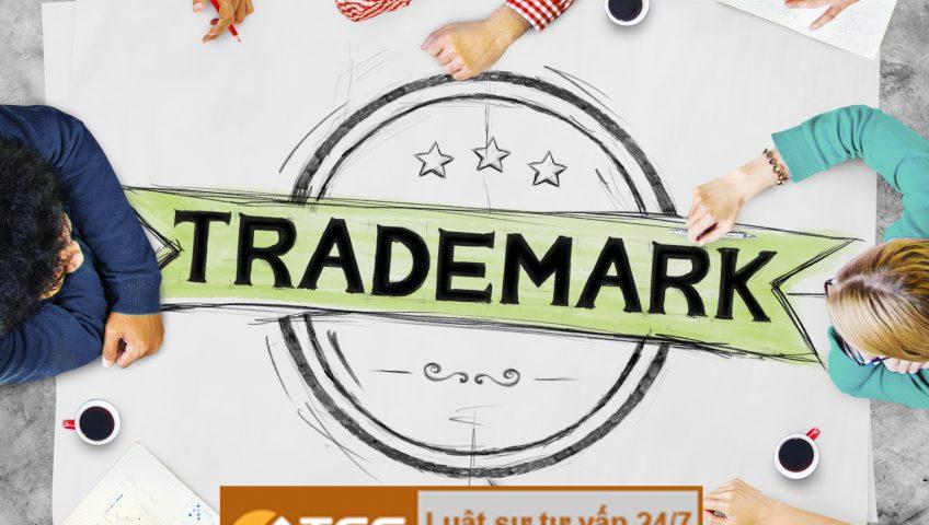 Trademark Brandind Advertising Copyright Concept