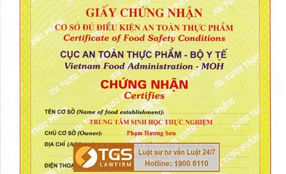 tgs-lawfirm-dai-dien-phap-ly-xin-cap-thanh-cong-giay-chung-nhan-co-du-dieu-kien-an-toan-thuc-pham