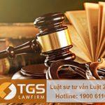 Thủ tục giải quyết vụ án hình sự tại Công ty Luật TGS Law Firm