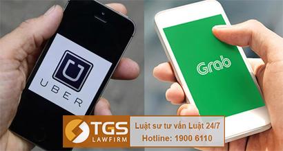 Khó phân biệt loại hợp đồng giữa Grab, Uber với tài xế