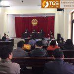Hãng luật TGS LAWFRIM đại diện cho người khởi kiện để khởi kiện Trưởng công an thành phố Uông Bí