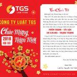 Văn phòng luật TGS Law gửi thư chúc Tết Mậu Tuất 2018