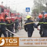 Thủ tục xác nhận cơ sở đủ điều kiện kinh doanh phòng cháy chứa cháy