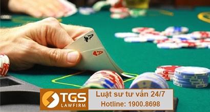 hành vi đánh bạc