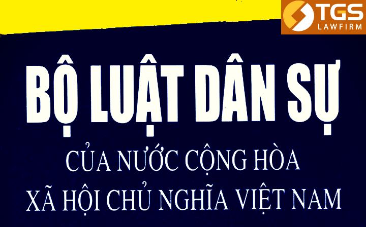 Bộ luật dân sự 2015 của nhà nước