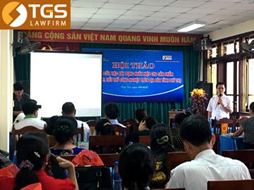 Hội thảo lợi ích xây dựng nhãn hiệu cho sản phẩm trên tỉnh Phú Thọ