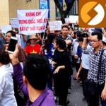 Hành vi biểu tình trái pháp luật sẽ bị xử lý như thế nào?