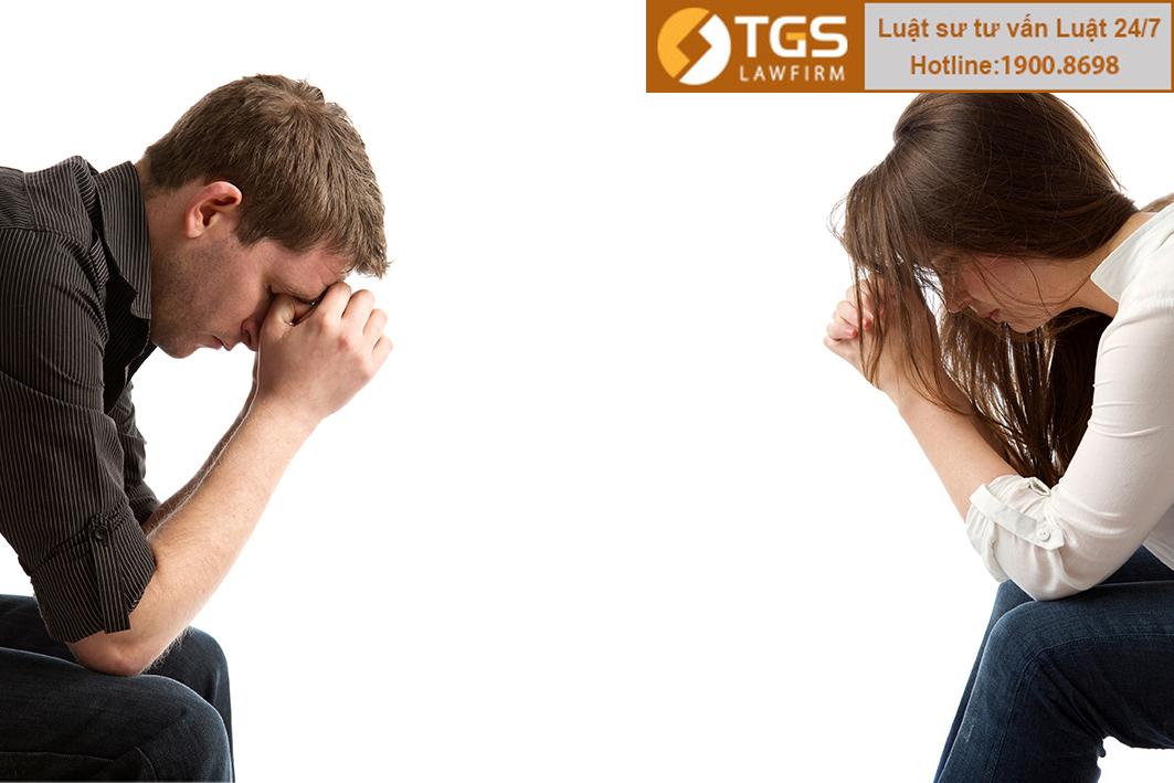 Dịch vụ ly hôn thuận tình tại hãng luật TGS