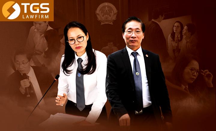 Luật sư Trần Hồng Phúc bào chữa vụ án bác sỹ Hoàng Công Lương
