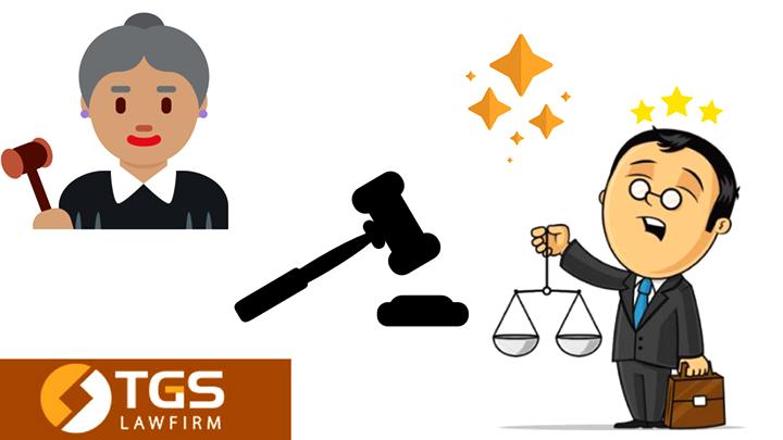 Lựa chọn luật sư là người bào chữa