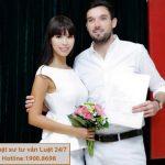 Hãng luật TGS tư vấn thủ đăng ký kết hôn với người nước ngoài