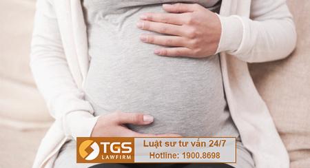 Quy định về miễn trách nhiệm hình sự đối với phụ nữ mang thai