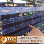Quy định mới về hành vi thao túng thị trường chứng khoán