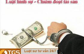 Luật hình sự – Chiếm đoạt tài sản
