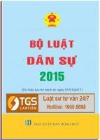 Luật dân sự 2015