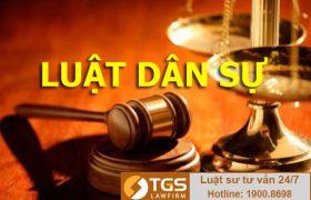 Khái niệm về luật dân sự là gì? Luật tố tụng dân sự