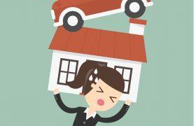 Nghĩa vụ chi trả nợ trong thời kỳ hôn nhân