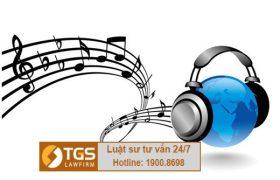 Thông báo: Về việc thành lập Trung tâm bảo vệ quyền tác giả âm nhạc TGSLAWFIRM