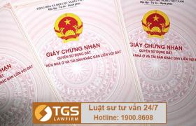 Dịch vụ làm sổ đỏ tại Hà Nội trọn gói, nhanh chóng, chất lượng