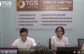 Giải quyết thủ tục ly hôn vắng mặt [TGS Online – Tập 25]