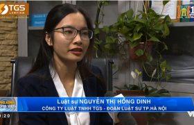 Hãng Luật TGS trả lời Đài truyền hình Hà Nội về vấn đề Tù tại gia