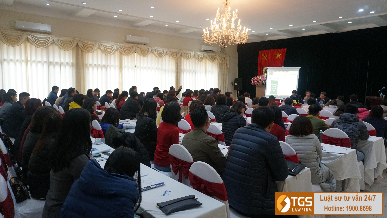 Lớp bồi dưỡng kiến thức pháp luật kinh doanh cho doanh nghiệp về pháp luật luật hợp đồng trong pháp luật chuyên ngành