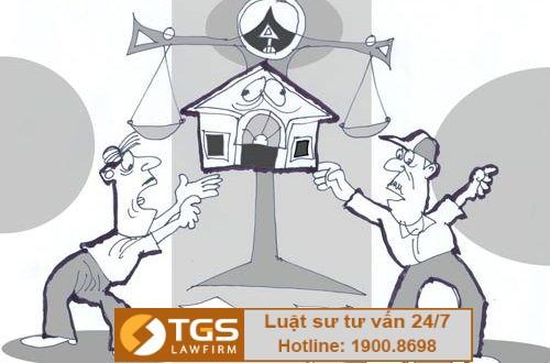giải quyết tranh chấp đất đai quận Hai Bà Trưng