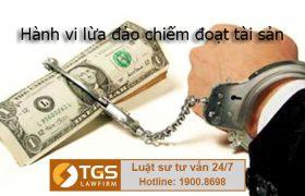 Hành vi lừa đảo chiếm đoạt tài sản 350 triệu đồng tại Bắc Giang