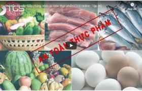 Hướng dẫn xin cấp Giấy chứng nhận an toàn thực phẩm [TGS Online – Tập 46]