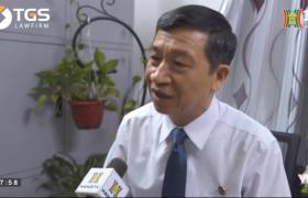 Luật sư Lê Ngọc Khánh Công ty Luật TNHH TGS trả lời phỏng vấn đài truyền hình H1 về vấn đề hiếp dâm và dâm ô với người dưới 16 tuổi