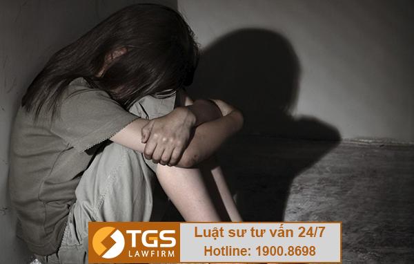 Tội hiếp dâm người dưới 16 tuổi