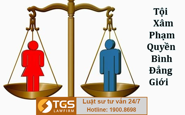 Tội xâm phạm quyền bình đẳng giới