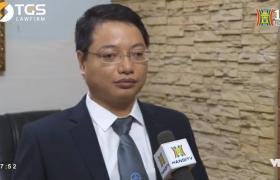 Ls. Nguyễn Đức Hùng nhận lời phỏng vấn Đài truyền hình Hà Nội về vấn thực trạng ma túy và tội phạm ma túy